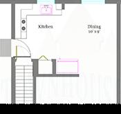 Ellington Townhouse Floor Plans